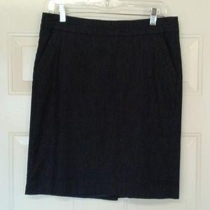 Ann Taylor Loft skirt 8